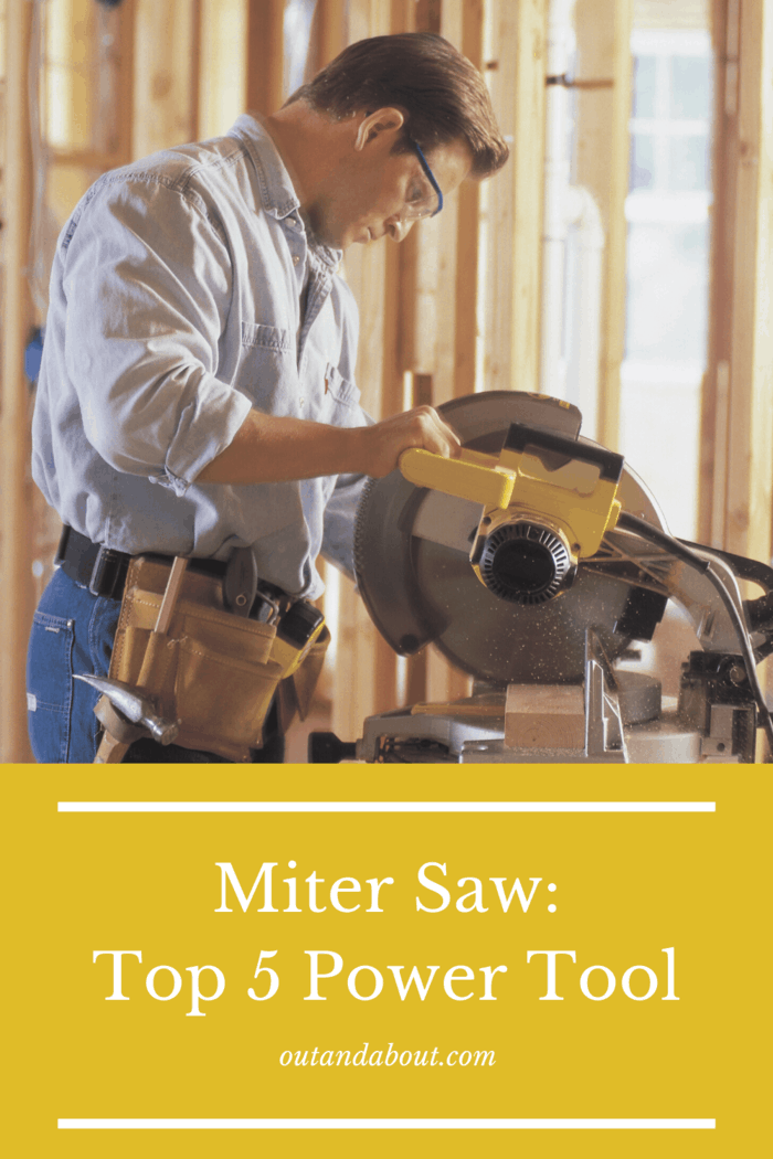 When you need to make a fancier cut than is possible with a circular saw, a miter saw is a tool you need.
