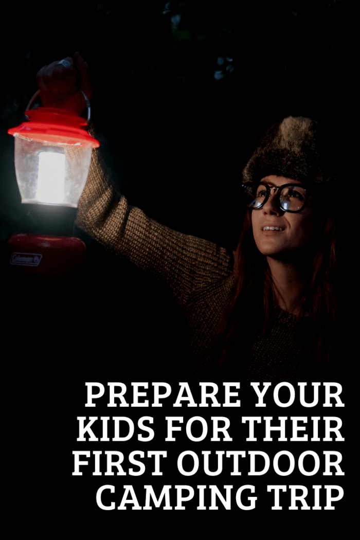 Make sure you teach your kids how to use whistles and flashlights.