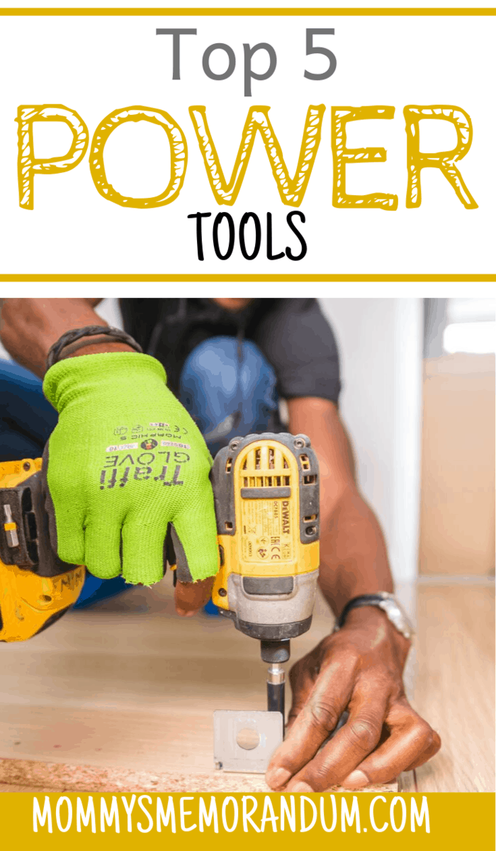 Most woodworkers today need to equip their shop on a budget, we offer these top 5 power tools that should find a home in every woodworking shop.