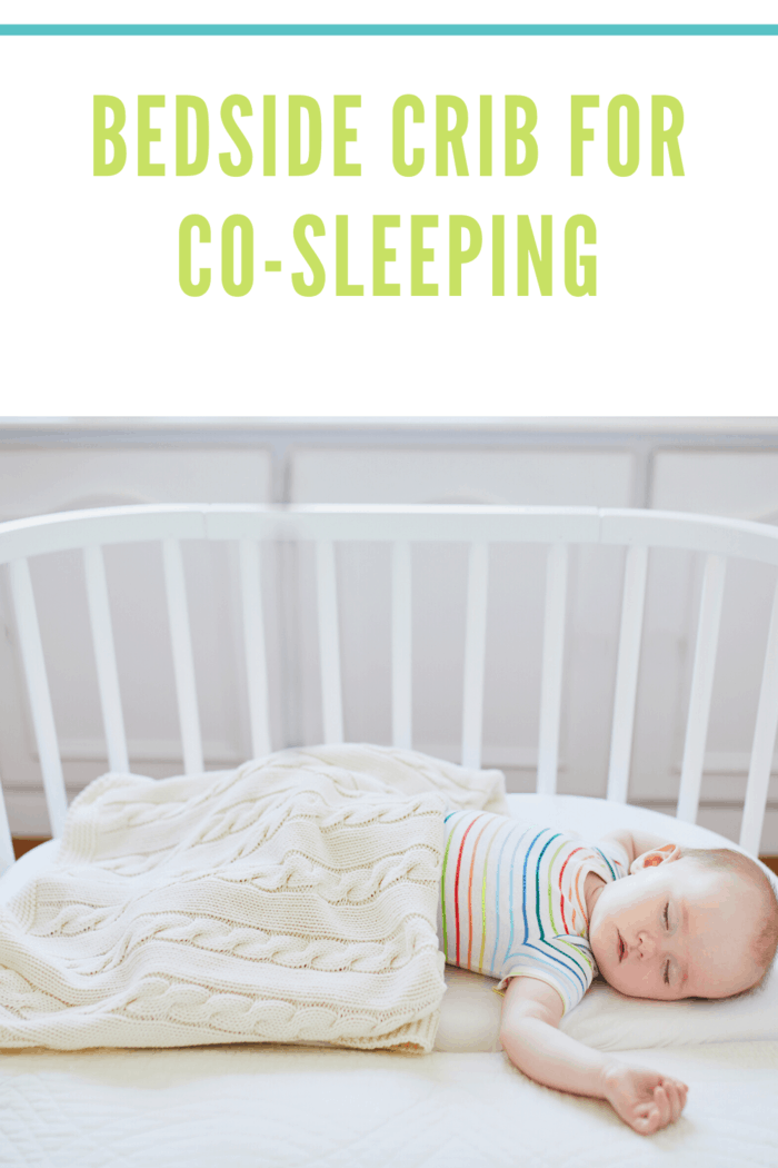 These studies suggest that co-sleeping helps the baby's senses develop by adding extra stimulation to the room, i.e., noises, smells, touches, and movement that otherwise would not be there if the baby was in a crib in a separate room.