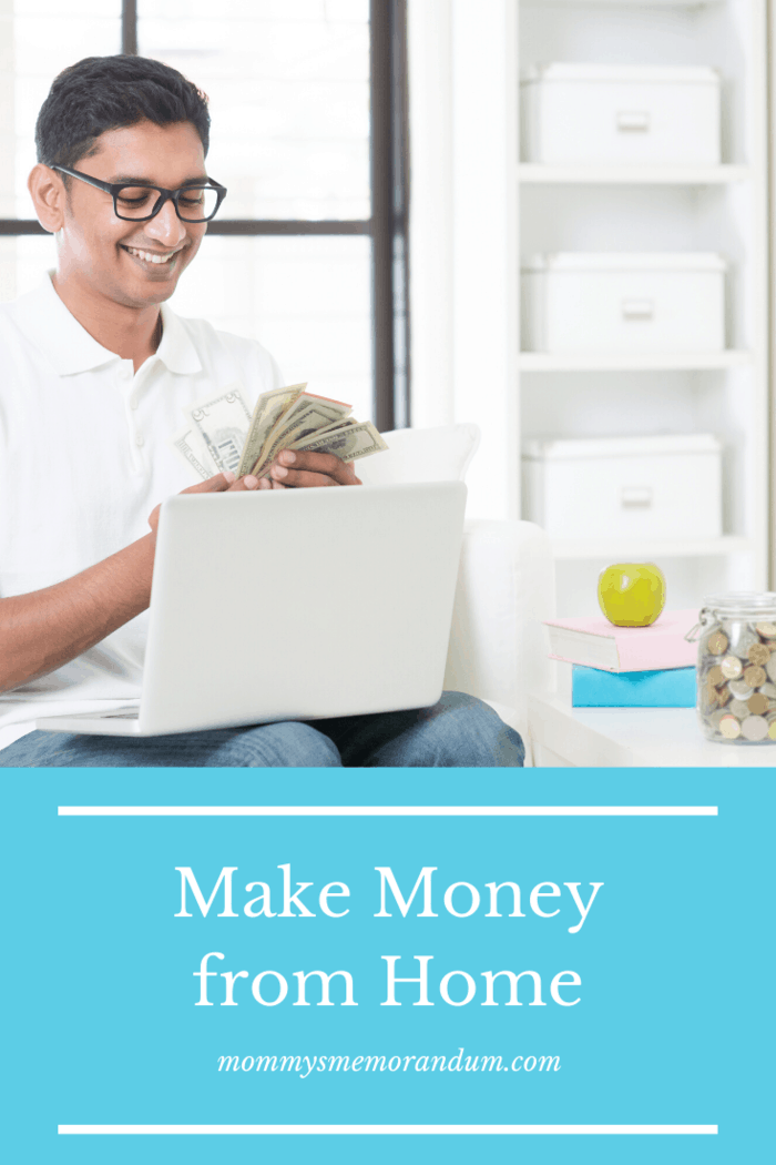 It might not have occurred to you, but it is actually possible to make money from your home.