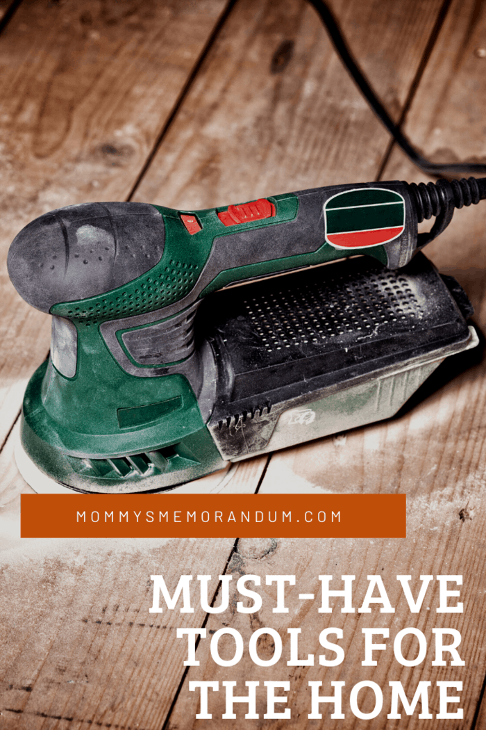 You may think that there are not all that many uses for a sander or grinder around the house but really there is.