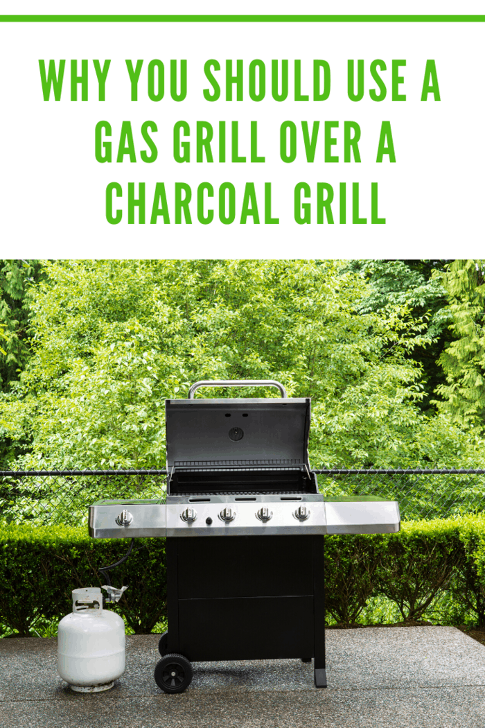 We present the evidence which suggests gas grills are a wiser choice than their charcoal-fuelled cousins. Read on and see if you don't agree.