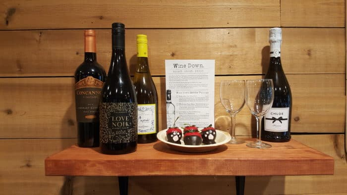 great wolf lodge food and wine pairings