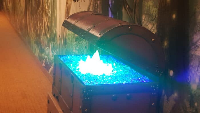 great wolf lodge williamsburg magiquest crystals
