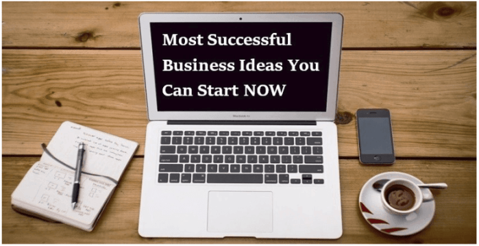 Successful Businesses to Start at Home in 2019