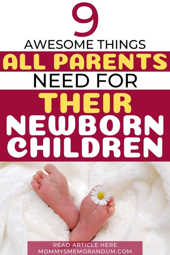 The list of usefulbaby gadgets and gizmosis endless, however, we're fond of these 9 awesome things all parents need for their newborn children.