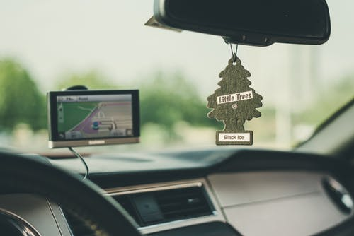 You Should Have an Air Freshener in Your Car