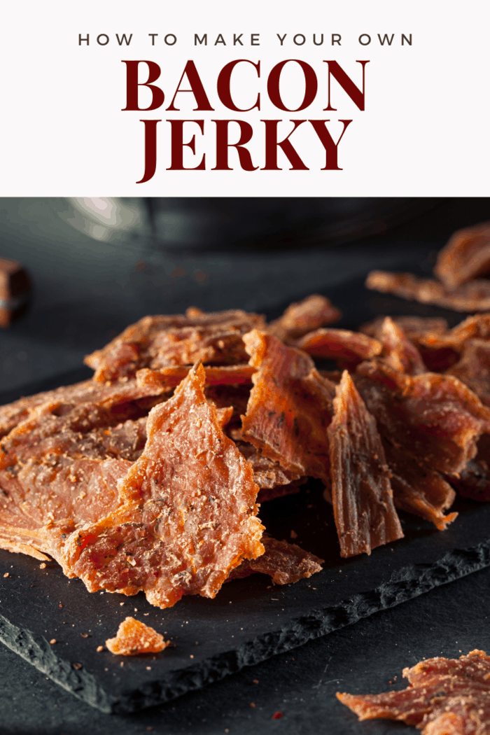 It's not even difficult to make your own bacon jerky – just follow this step-by-step guide and you will soon be enjoying bacon heaven on a plate.