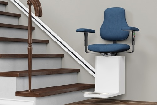 Stair Lift Dallas: What Is It and Why Install It In Your Home