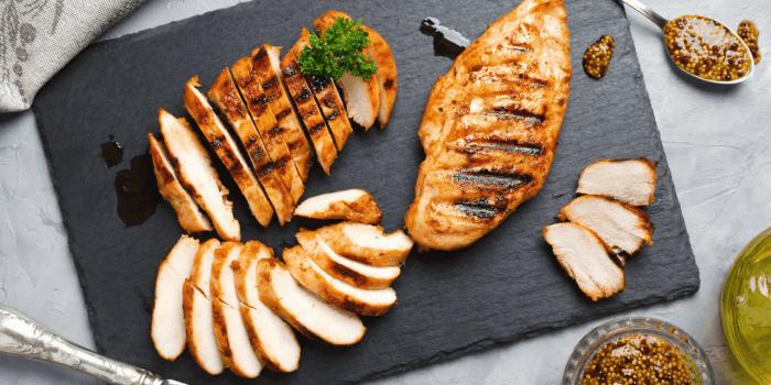 Methods for Preparing Chicken Breast