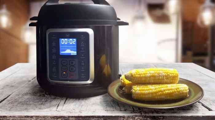 Learn how to cook this sweet and juicy pressure cooker Corn on the Cob Recipe (Mealthy Multipot Corn on the Cob)! Quick and easy fresh summer treat for the whole family!