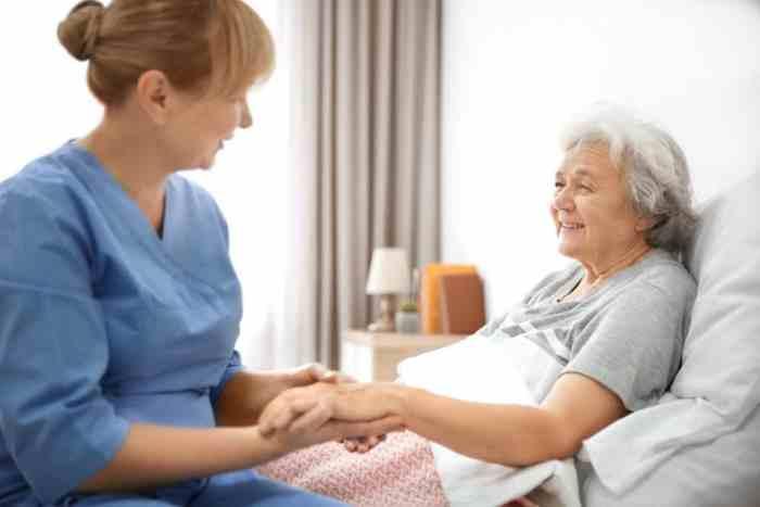 parent in nursing home
