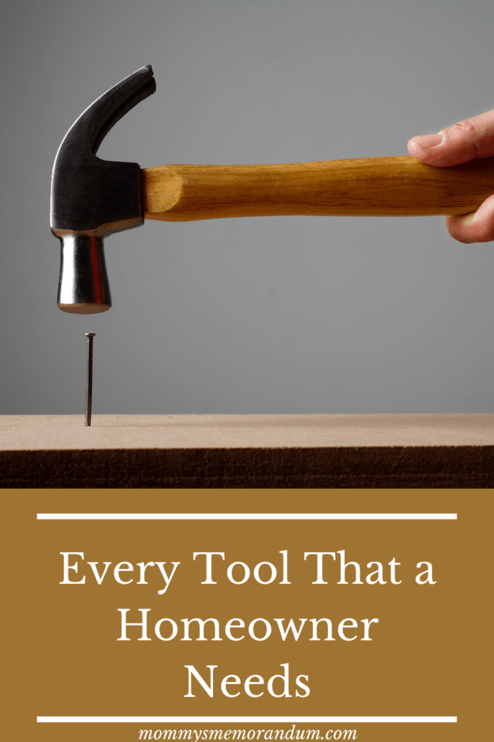 Every Tool That a Homeowner Needs: This hammer can also come handy during demolitions.