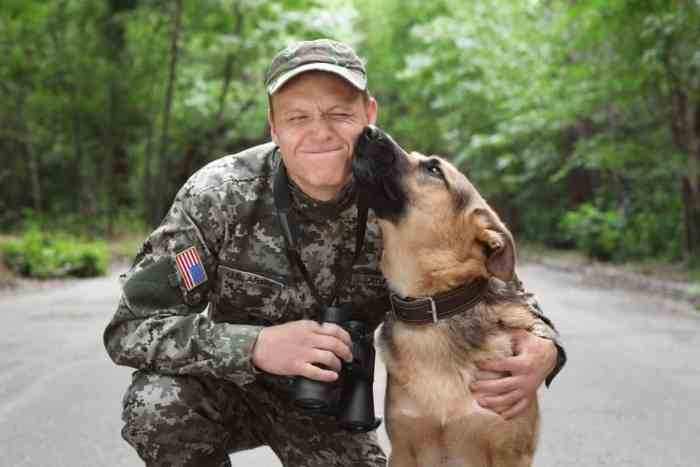 benefits of a ptsd service dog