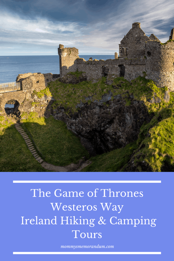 The tour bus will be dropping you at the iconic Game of Thrones location where you will go for a self-guided hike until you meet the bus at the finish point.