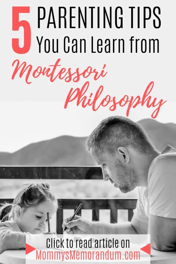 By living the Montessori philosophy at home, you'll be able to create a caring environment for your kids where they are respected and supported every step of the way.