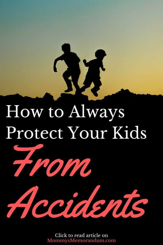 These helpful tips on the safety measures you can take to protect your child from accidents whether they're in a car, in a pool, or running around at home.