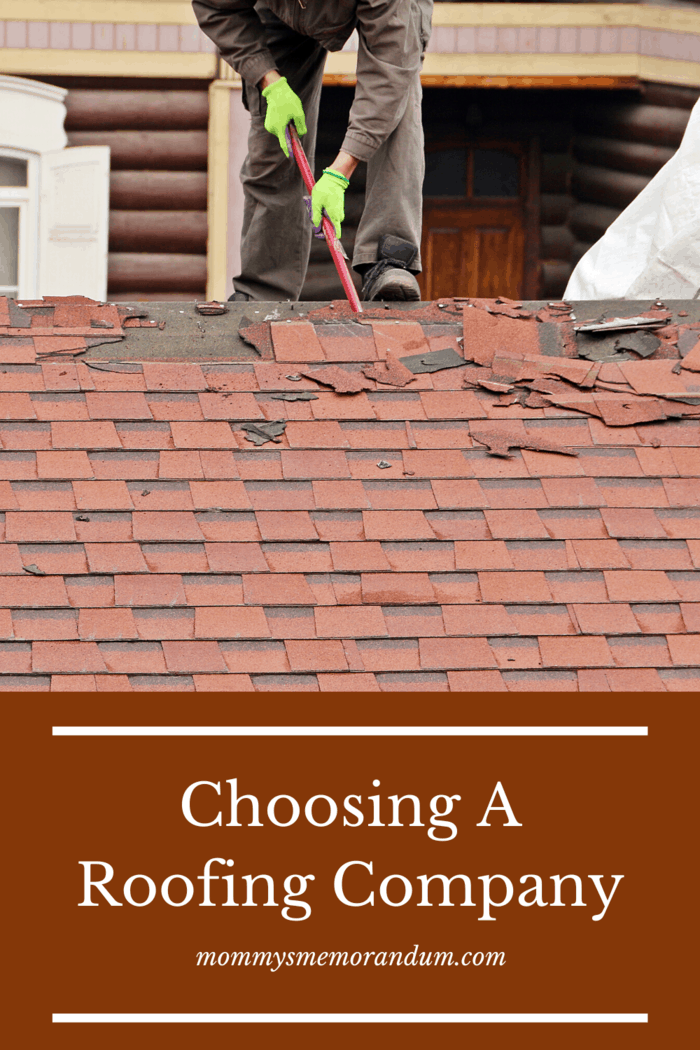 You need to make sure that the roofing company has the necessary credentials before deciding to work with them.