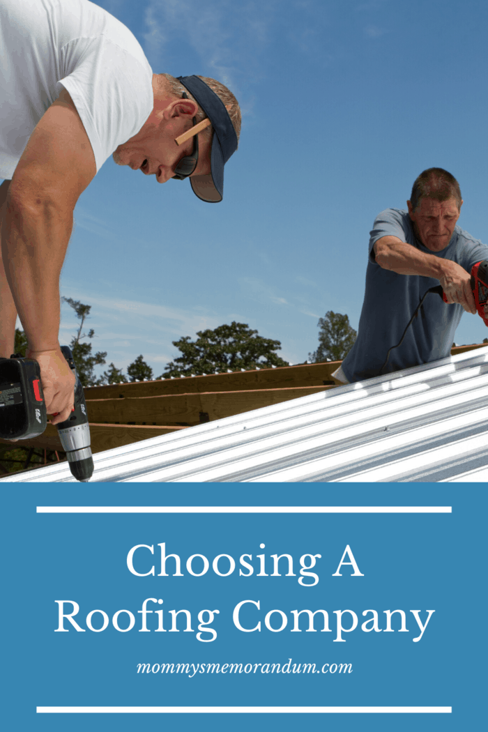 One of the ways you can know about the quality you can expect from the roofing company is by asking for references.