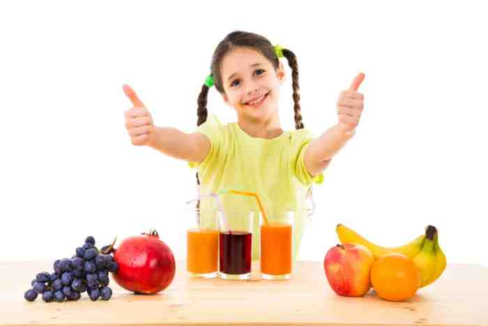 Best Juices To Give To Your Kids For Health Benefits