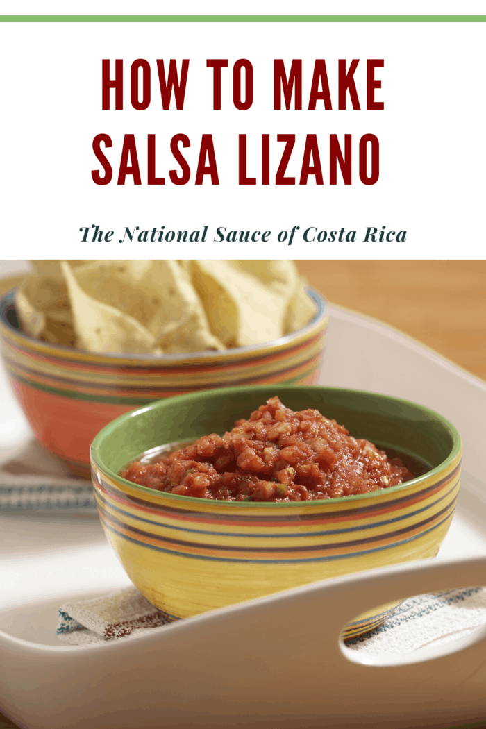 It's simple to make your own Lizano sauce, with the right ingredients.