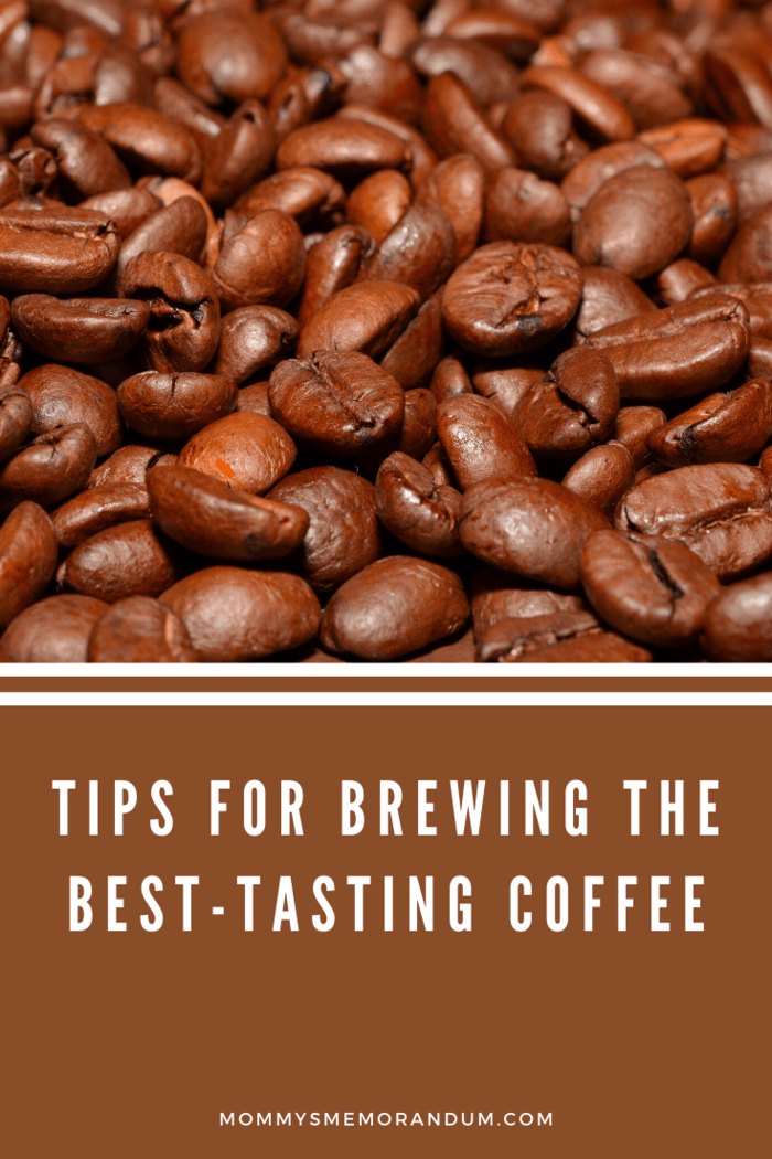 coffee beans and brewing methods to make your morning brew.