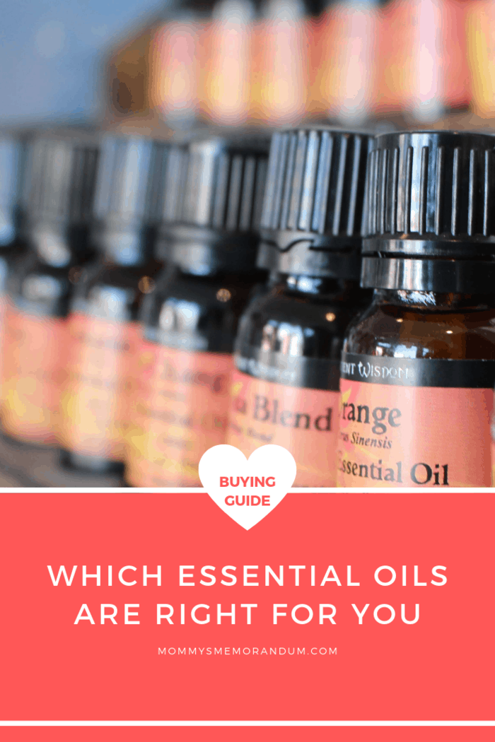 Essential oils are used in a range of ways and how you intend to use yours will significantly determine which oils are right for you.