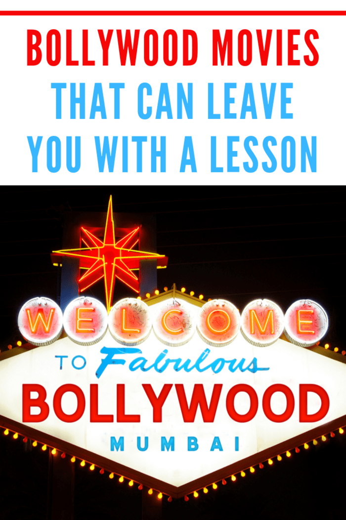 We dare say these Bollywood Movies will impress you and leave you with a lesson.