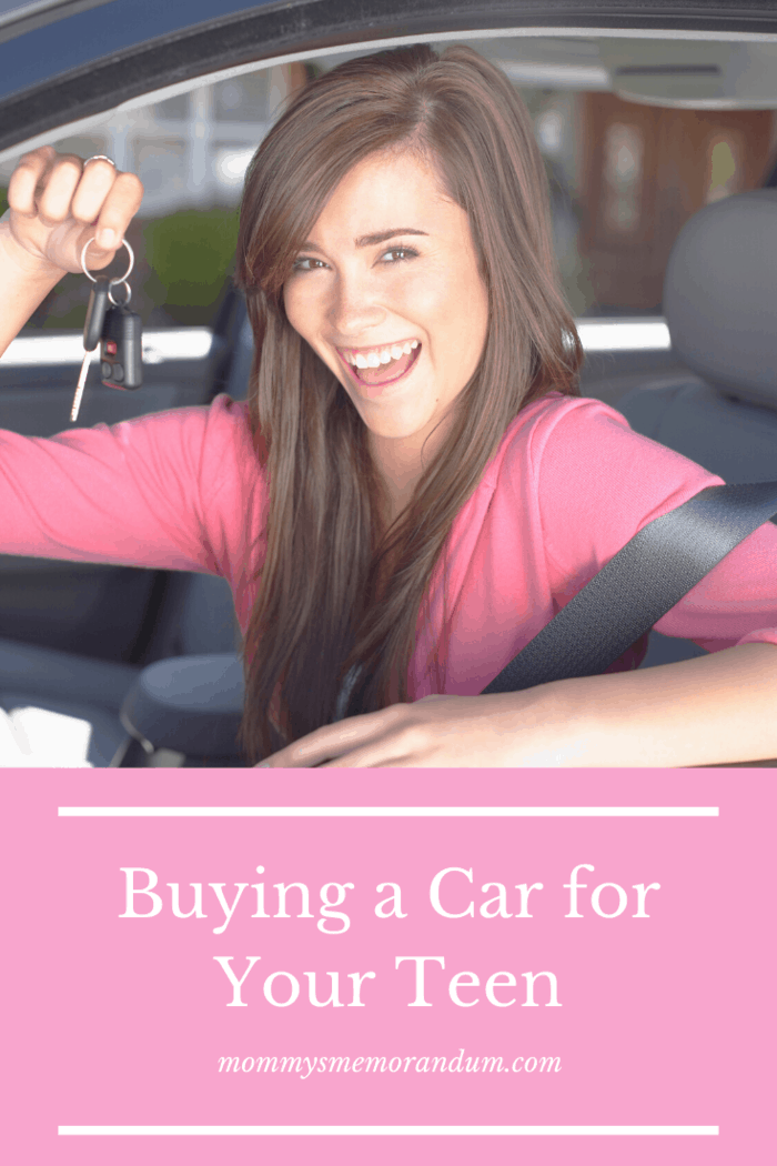 "We hope this guide answered the question, ""what car should I buy for my teen?"""