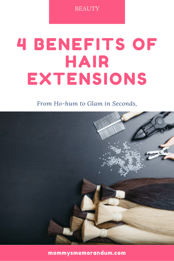 These 4 benefits of hair extensions might just persuade you to head to your stylist so that you can enjoy what they offer.