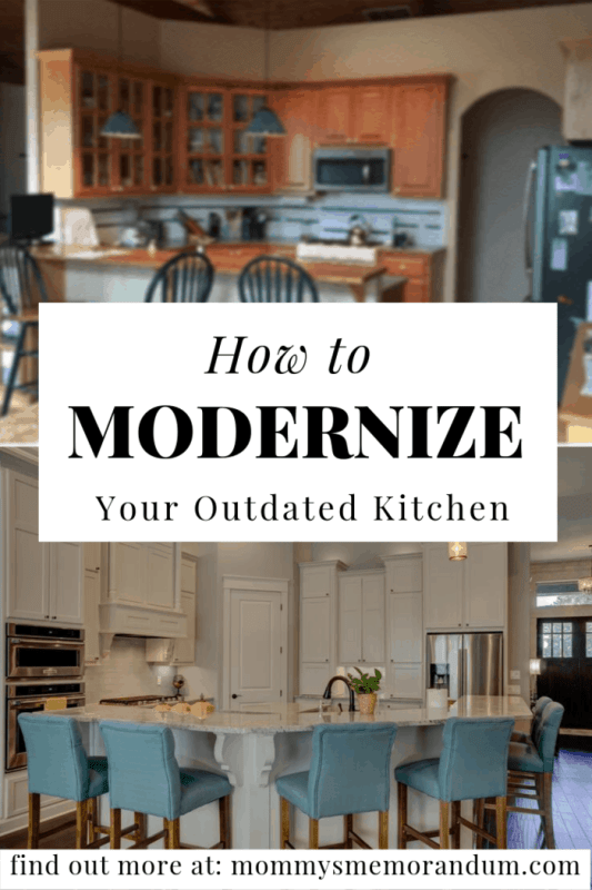 There are powerful kitchen ideas that you can adopt to spice it up even with a small budget. Are you looking for kitchen ideas that will add some magnificence to your home? Here are some simple ideas for modernizing your outdated kitchen.
