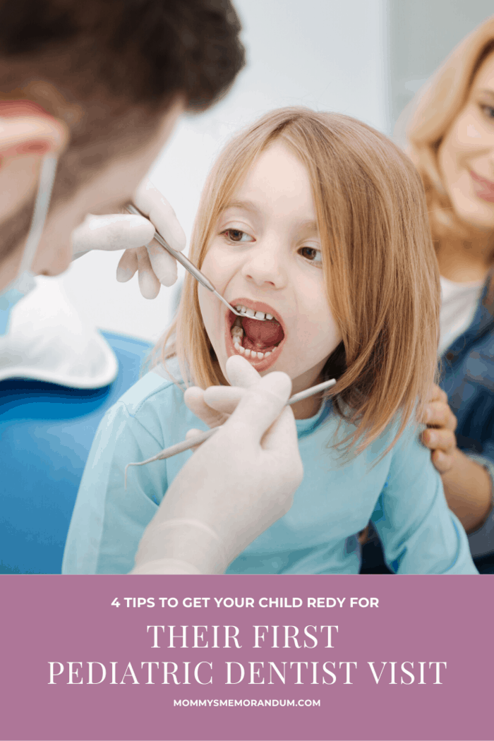 Check out this baby's first dentist appointment guide to learn how to get your child ready for their first pediatric dentist visit.