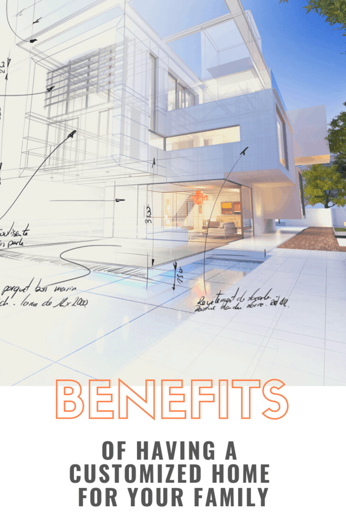 A customized home can actually be built based on your budget. If you have a limited budget, you can tweak your home's blueprint or look for cheaper materials.