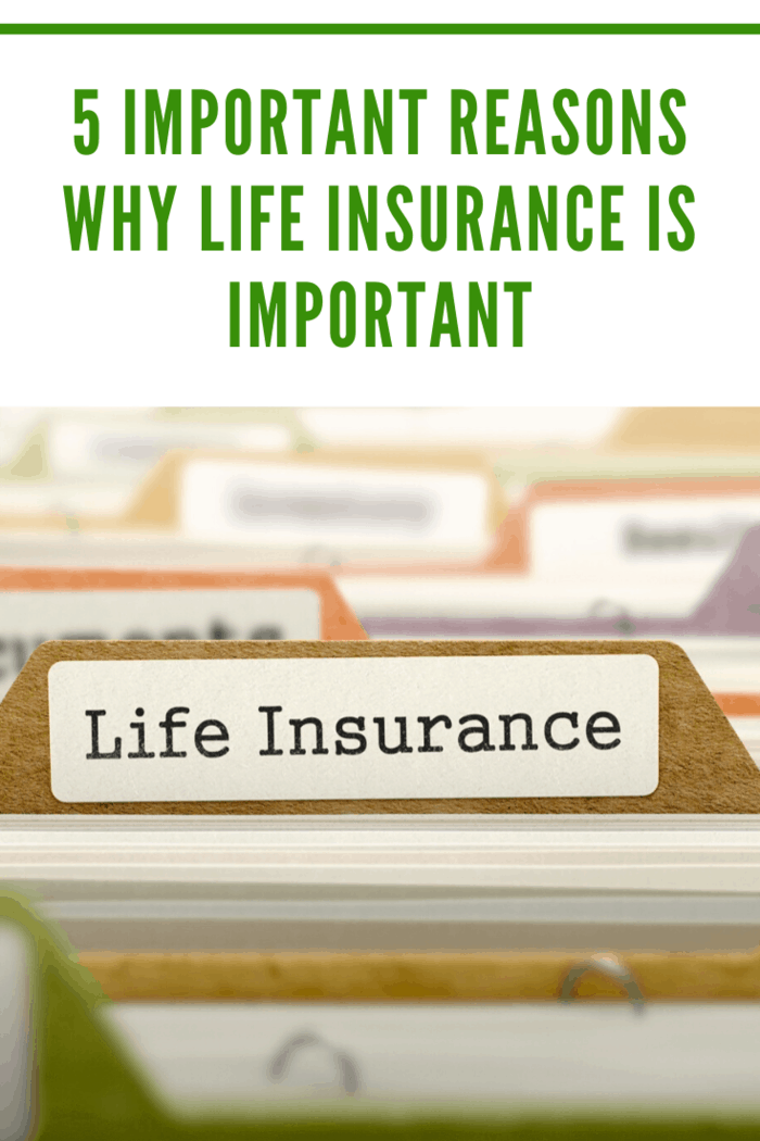 Have you ever been told that life insurance isn't essential? Think again, and do your own research. Here are 5 reasons why life insurance is important.