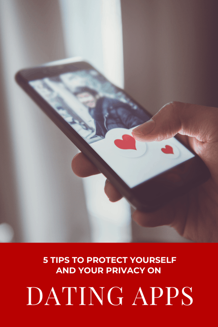 Perform a quick background check - after all, your safety is on the line when using dating apps and you may have children to consider as well as yourself.