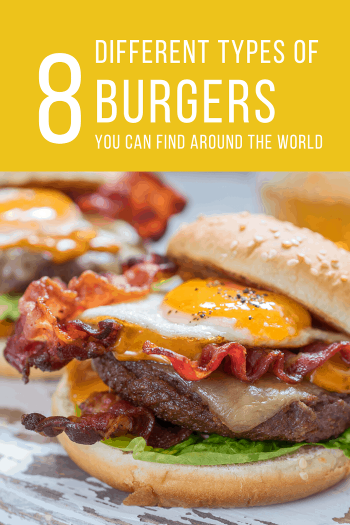 """The Lot"" Burger, is what we would consider a burger with ""the works."""
