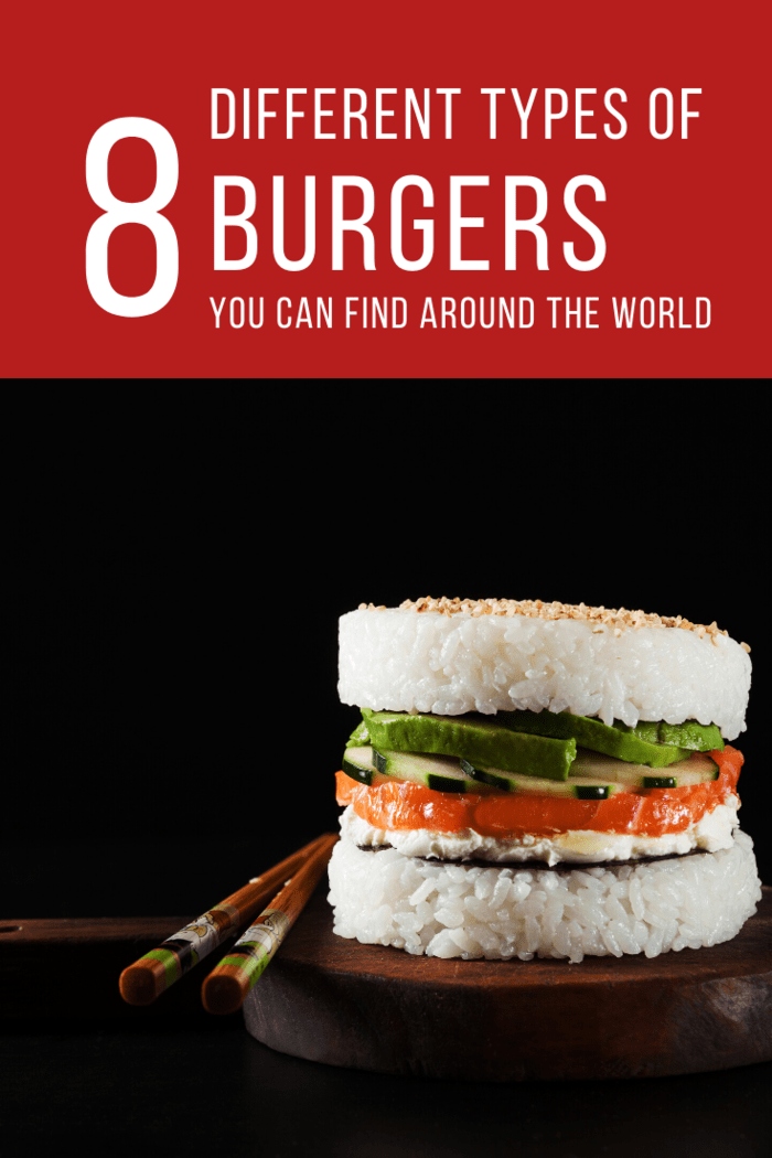 Rice Burgers are burgers that used rice as the bun instead of bread.