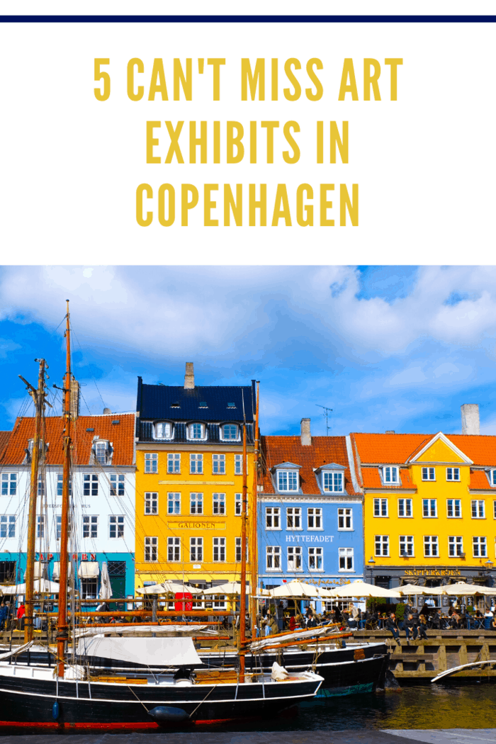 There's an overwhelming amount of art and culture in Copenhagen that it can feel overwhelming. Keep reading to learn the top five can't miss art exhibits in this exciting city.
