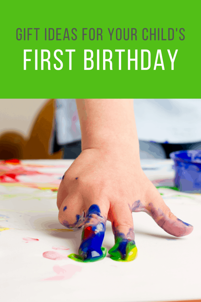 An excellent gift for your child's first birthday could also be your baby's first-year photo art.