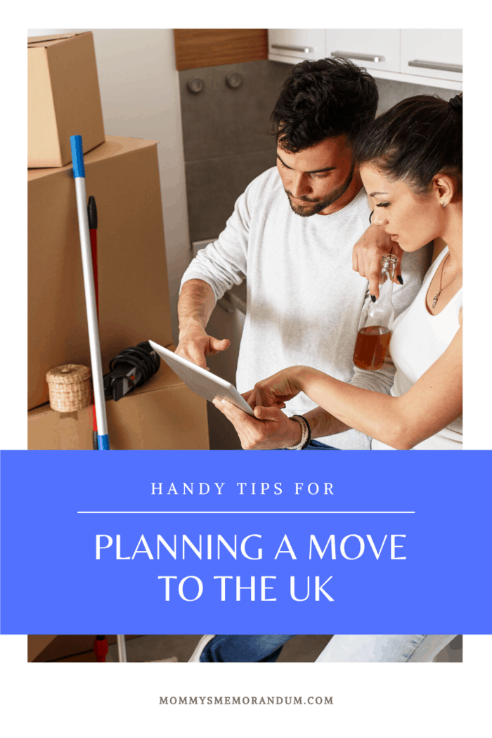 if you don't like where you move, you're already in the UK so you are in a better position to relocate than you were trying to sort it all out from your home country.