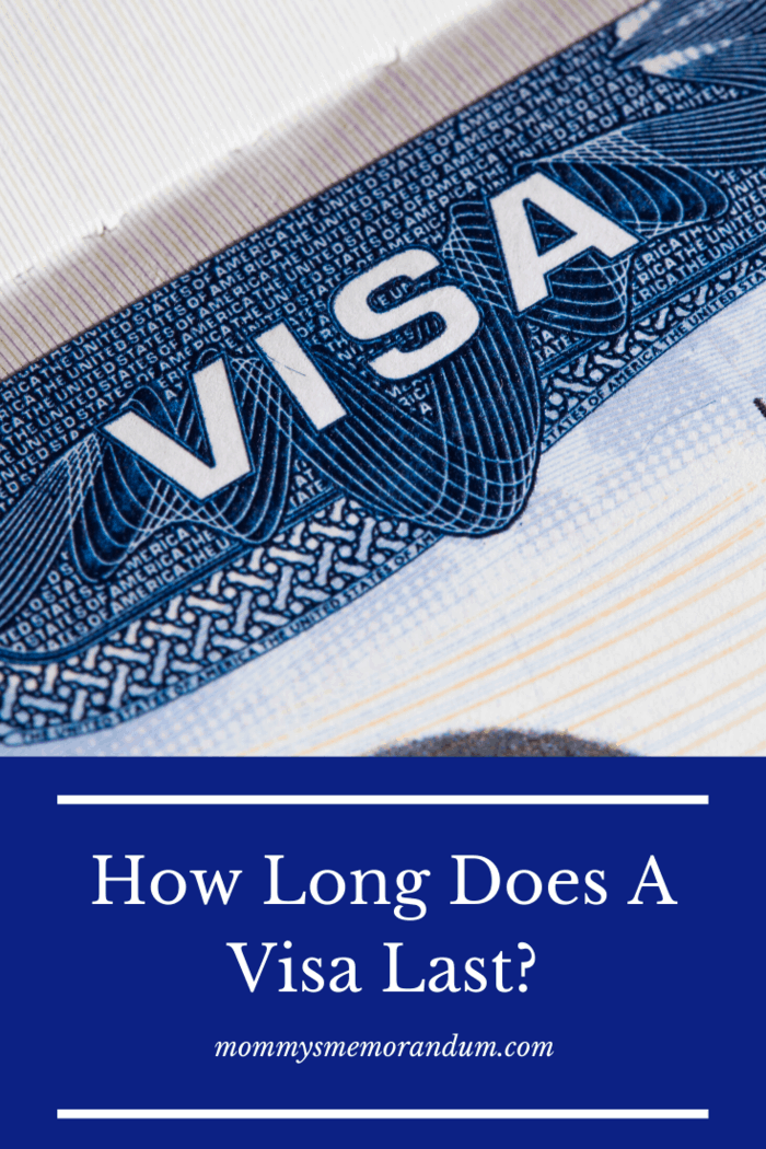 The second biggest problem facing international travelers visiting the U.S. is sorting out how long does a visa last.