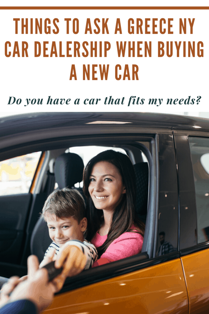 Make sure that your next car won't cause this problem by asking the following questions before buying a car: