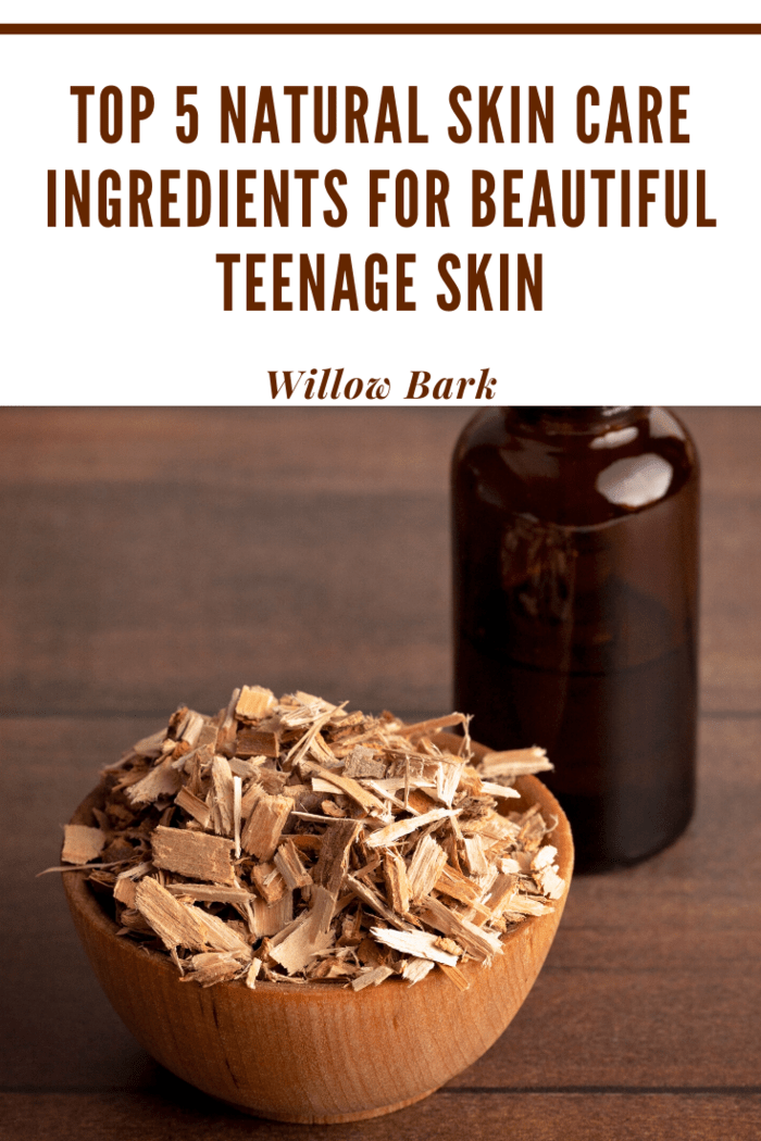 This ingredient is loaded with natural salicylic acid that has been utilized for enhancing cell turnover, balancing natural sebum production, and soothing the skin.