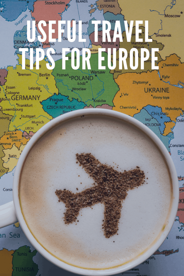 Europe is well serviced by budget airlines.