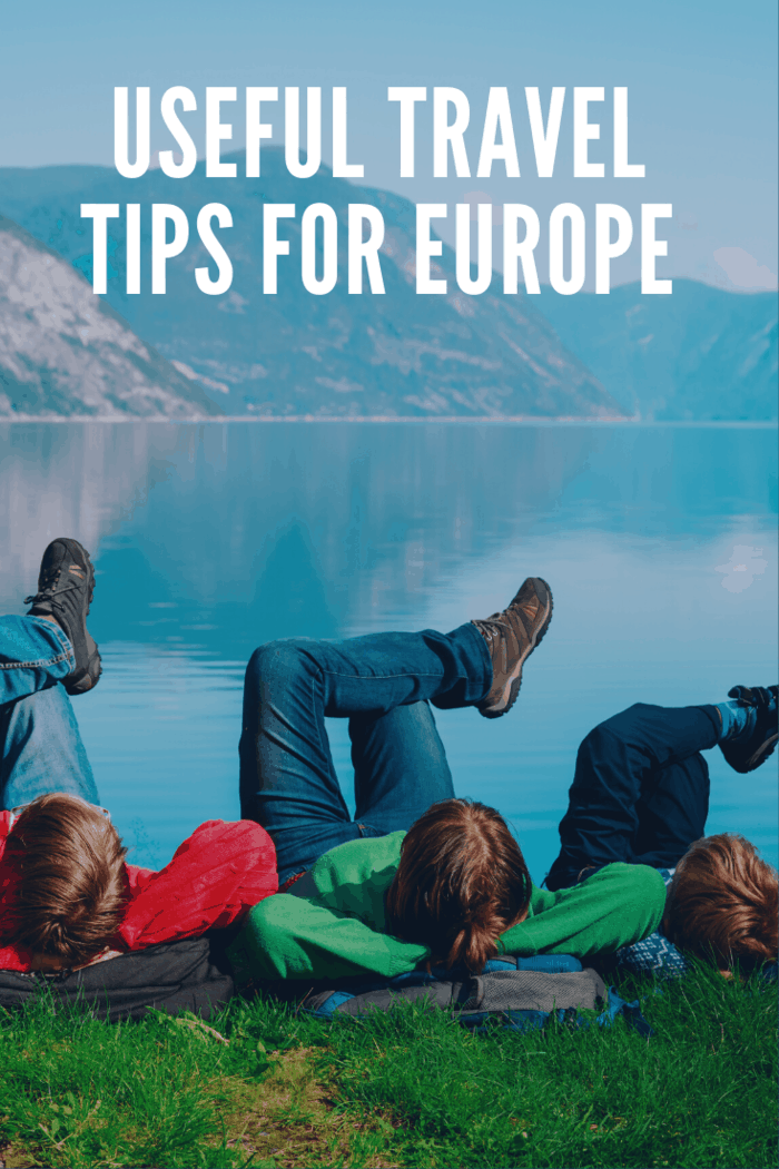 Do that and you're sure to come away with memories of your Europe trip that'll last a lifetime.
