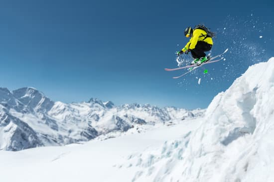 Skiing serves as a form of interval training and provides you with the said health benefits.