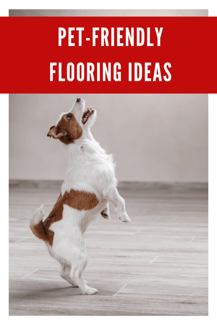 Bamboo flooring is antimicrobial. It prevents molds and things of that sort.
