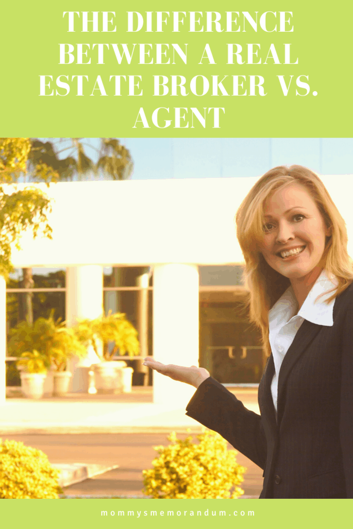 The choice of a broker or an agent rests on you. Do you know the difference between a real estate broker vs. agent? They're two different things, with different purposes.