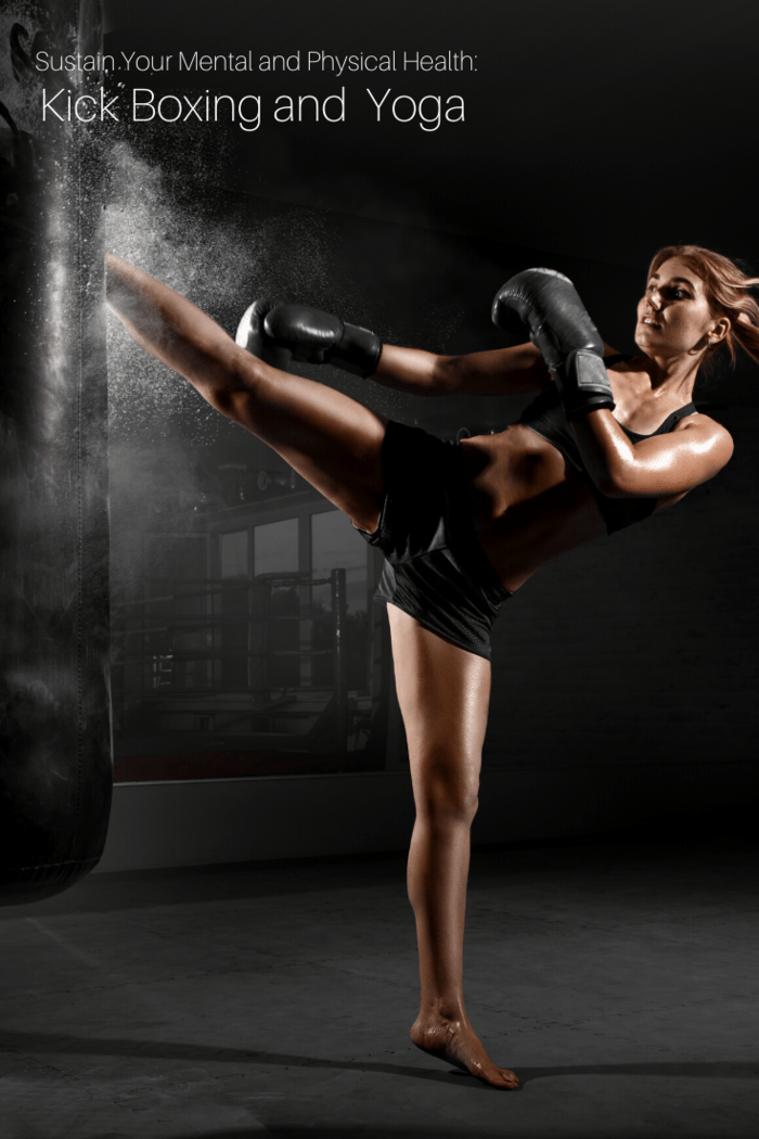 Kickboxing brings manifold benefits for the body and mind.